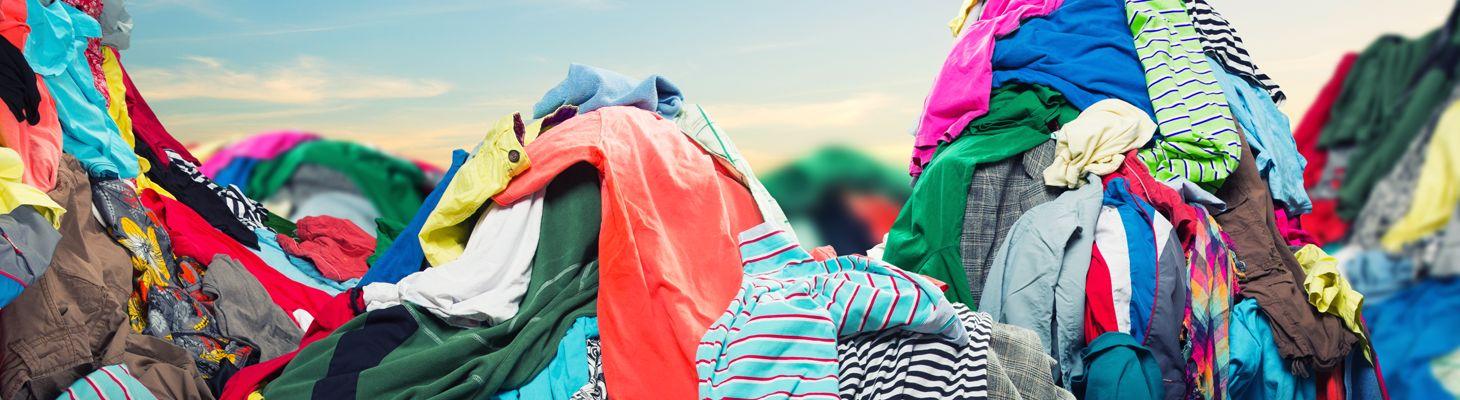 Brugte tekstiler og tekstilaffald
