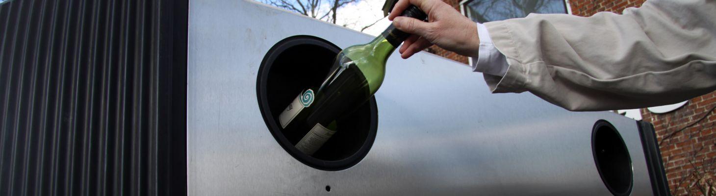 Glas: Genbrug versus genanvendelse