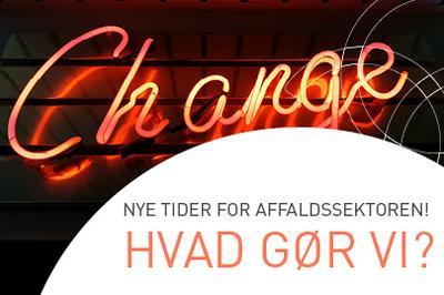 DAKOFA Årskonference 2019 - Nye tider for affaldssektoren!