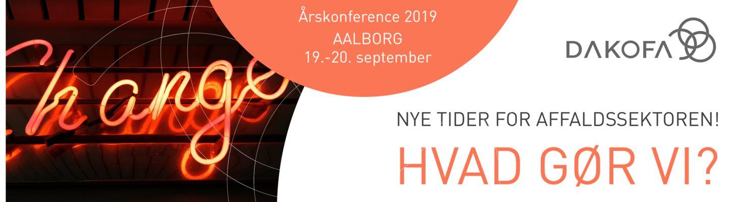 Årskonference 2019