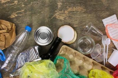 Typiske emballager kan ikke genanvendes i den virkelige verden