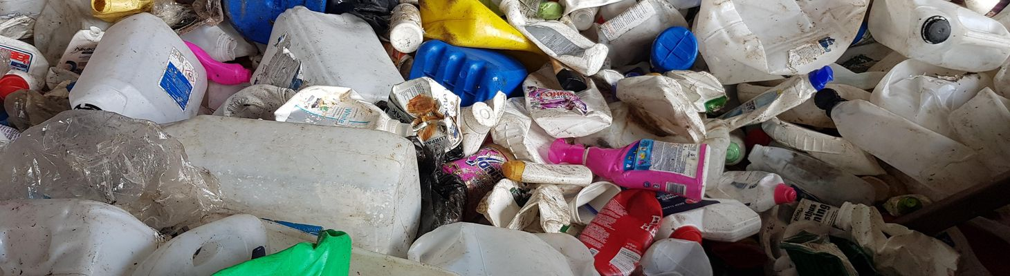 Vejen ud af plastproblemet?