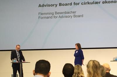 Regeringens Advisory Board for Cirkulær Økonomi løfter sløret
