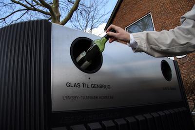Glas - genbrug versus genanvendelse