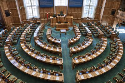 Borgerforslag om klimalov i Folketinget