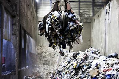 Håndtering og genanvendelse af restprodukter fra affaldsforbrændingsanlæg