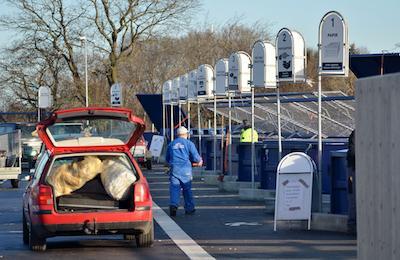 Genbrug og øget genanvendelse - hvad er mulighederne på genbrugspladserne?