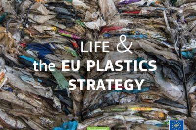 Mange LIFE-projekter hjælper med opfyldelsen af EU's plaststrategi