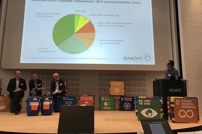 Madaffald til biogasproduktion - systemintegration er vigtig!