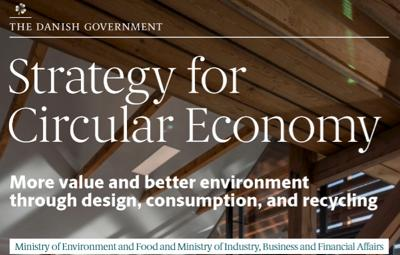 Danish National Strategy for Circular Economy