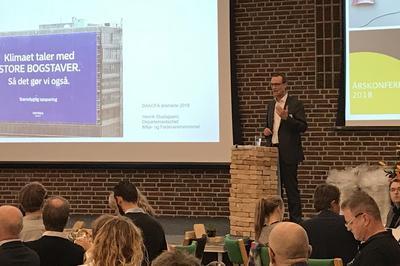 Danmark og EU sætter kurs mod den cirkulære økonomi