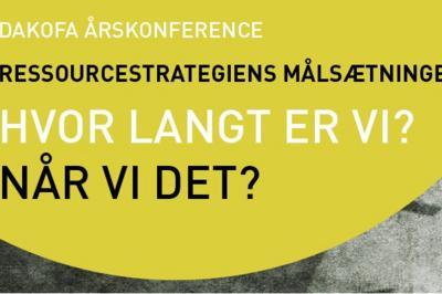 DAKOFAs Årskonference 2015