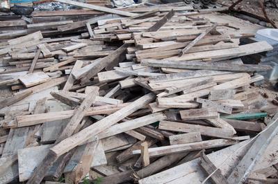 Træaffald til nye anvendelser - mængder, kvaliteter og muligheder