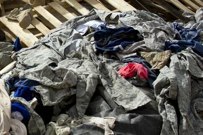 Tekstiler fra erhverv og offentlige institutioner - Er der uudforskede muligheder?