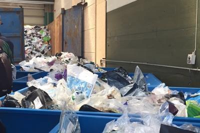 Plasthåndteringen i Danmark