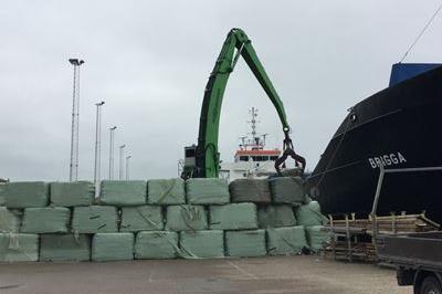 Import af affald til danske affaldsforbrændingsanlæg steget 25 %