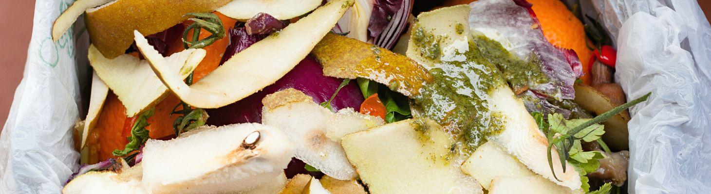 Bioaffald og kildesortering af madaffald i hele landet